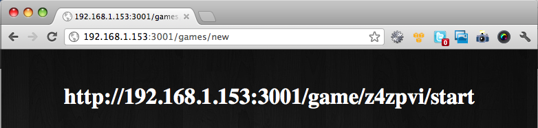 Real-time Games using HTML5, WebSockets, nodejs and socket.io (1/4)