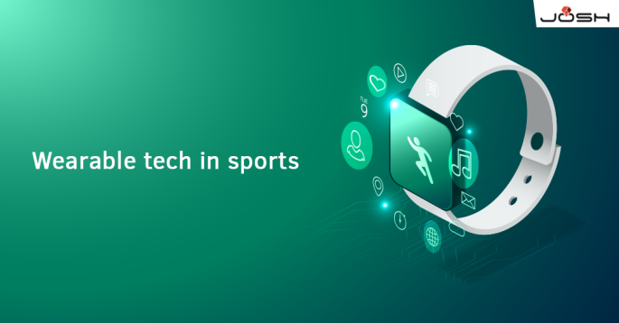 Wearable tech in sports